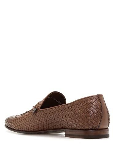 %100 Deri Loafer Ayakkabı-Barrett